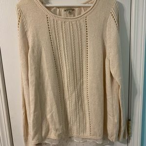 Lucky Brand Backless Sweater!